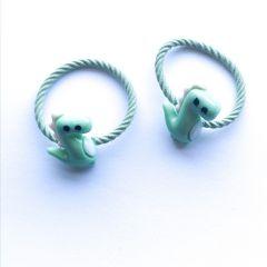 Набір гумок для волосся (2 шт.) - OLLA Accessories