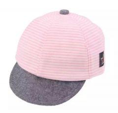 Летняя кепка для ребенка (розовая)