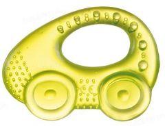"""Силіконовий прорізувач """"Машина"""" (жовтий), Canpol Babies 2/207"""