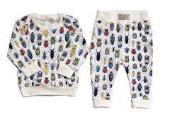 Красивий дизайнерський костюм для дитини, К-82