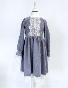 Святкова вельветова сукня від Decolad