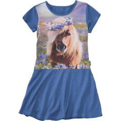 Трикотажна сукня для дівчинки, 30327