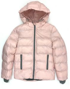 """Демисезонна курточка-пуховик для дівчинки """"Пейтон"""" (рожева), DC Kids"""