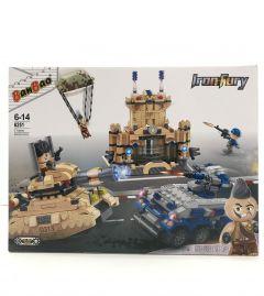 """Конструктор """"Армія/танковий бій"""", Banbao 6251"""