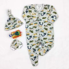 Трикотажний комплект для малюка, Coolton