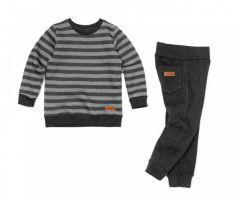 Теплий костюм-двійка з флісовою байкою для дитини, 11632