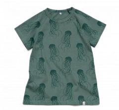 Трикотажна футболка для дитини, 11996