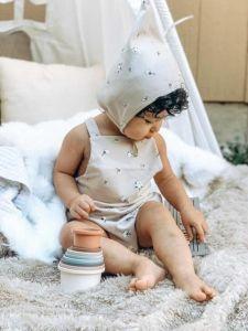 Пісочник з органічної бавовни для малюка, 30039