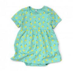 Трикотажне боді-плаття для дівчинки, 12040