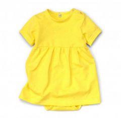 Трикотажне боді-плаття для дівчинки, 12042