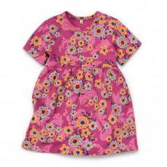 Трикотажне боді-плаття для дівчинки, 12039