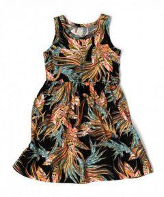 Трикотажне плаття для дівчинки, 12007