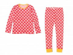 Трикотажна піжама для дівчинки, 11579