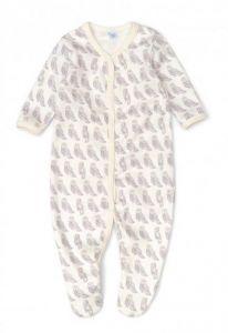 """Трикотажний чоловічок """"Сови"""" для малюка, 11711-1"""