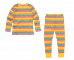 Трикотажна піжама для дівчинки, 11580