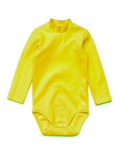 Трикотажний боді-гольф для дитини, 12246