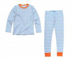 Трикотажна піжама з органічної бавовни для хлопчика, 11589