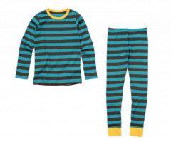 Трикотажна піжама з органічної бавовни для хлопчика, 11583