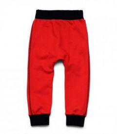 Трикотажні штани з начосом з органічної бавовни для дитини, 12304