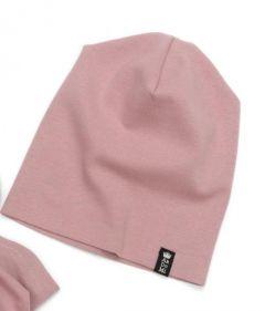 Трикотажна шапочка для дівчинки, 11547
