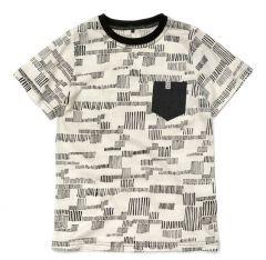 Трикотажна футболка для хлопчика,10785