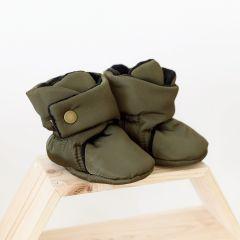 Пінетки-чобітки (хакі) для малюка, 1069