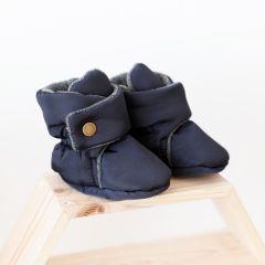 Пінетки-чобітки (темно-синій) для малюка, 1069