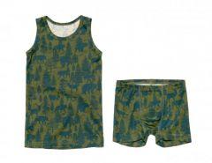 Трикотажний комплект-двійка (майка і боксерки) для хлопчика, 11591