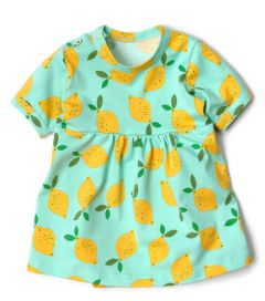 Трикотажне плаття-боді для дівчинки, 10820