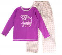 Піжама/хатній костюм для дівчинки, PLT_24