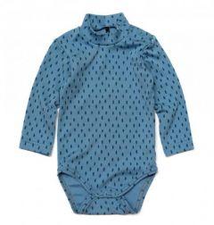 Вовняний боді-гольф для дитини (синій), 11530