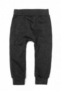 Штани з флісовою байкою для дитини (темно-сірий), 11633