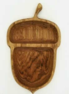 Манежнеця тарілочка для діток ( горішок ) , DekoriKristian