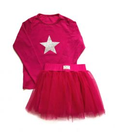 Дизайнерский  костюм  для девочки, К-011
