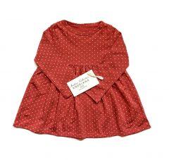 Трикотажне дизайнерське плаття для дівчинки, П-26