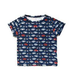 Стильная футболка для мальчика, Ф-9