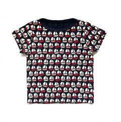 Стильная футболка для мальчика, Ф-8