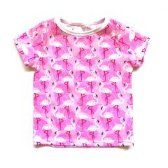 Яскрава футболка для дівчинки, Ф-11
