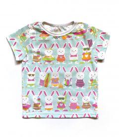 Ніжна футболка для дівчинки, Ф-12