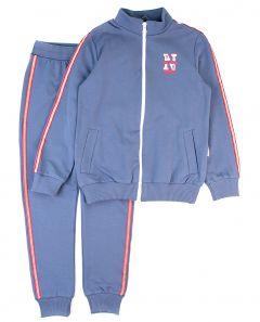 Трикотажный костюм для ребенка (синий), КС-350