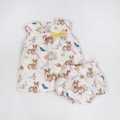 Плаття в комплекті з шортиками-блумерами (олені), Coolton