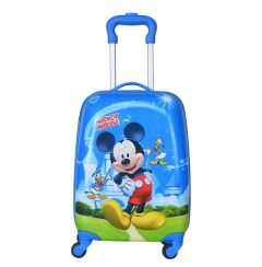 """Детский пластиковый чемодан """"Микки Маус и Дональд Дак"""", Disney"""
