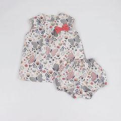 Плаття в комплекті з шортиками-блумерами (метелики), Coolton