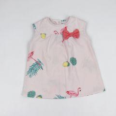 Плаття в комплекті з шортиками-блумерами (фламінго), Coolton