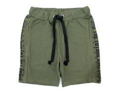 Трикотажные шорты для мальчика (хаки), 7ЛК104