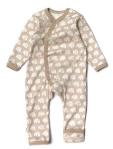 Трикотажний чоловічок для малюка, 10834