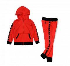 Трикотажний костюм з флісовою байкою для дитини, 11551