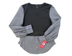 Стильна блуза для дівчинки, 509