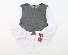 Стильна блуза для дівчинки, 506