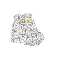 Плаття в комплекті з шортиками-блумерами (квіти), Coolton